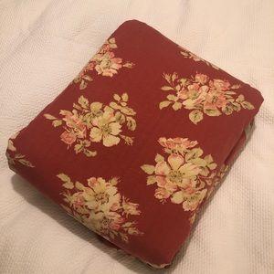 ❣️LAST CHANCE💰Nautica Floral Duvet Cover